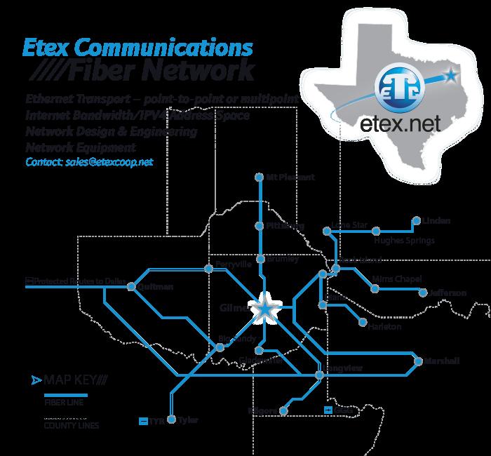 Etex Fiber Map Web